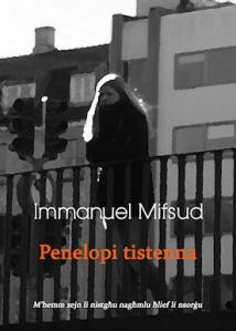Penelope Waits, by Immanuel Mifsud