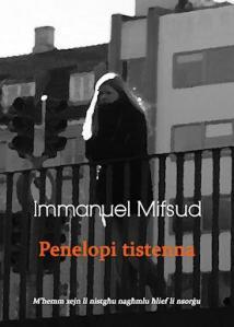Penelopi tistenna (Penelope waits). Published by Klabb Kotba Maltin.