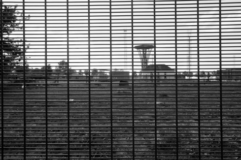 View from the Findel detention centre. Photo © Patrick Galbats