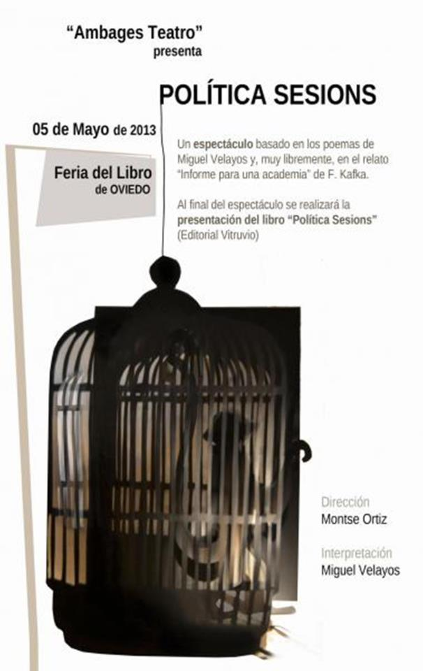 Theatrical adaptation by Ambages Teatro, LibrOviedo